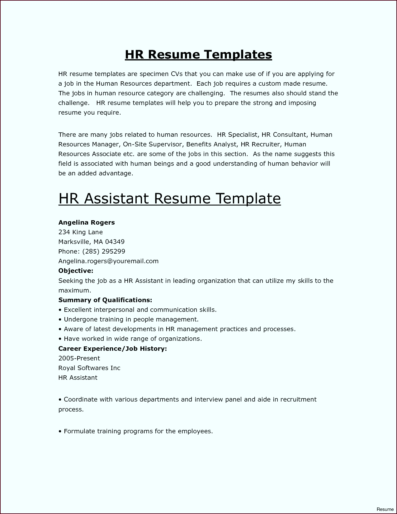 Letter Of Resignation Template Word 2007 Samples Letter Templates