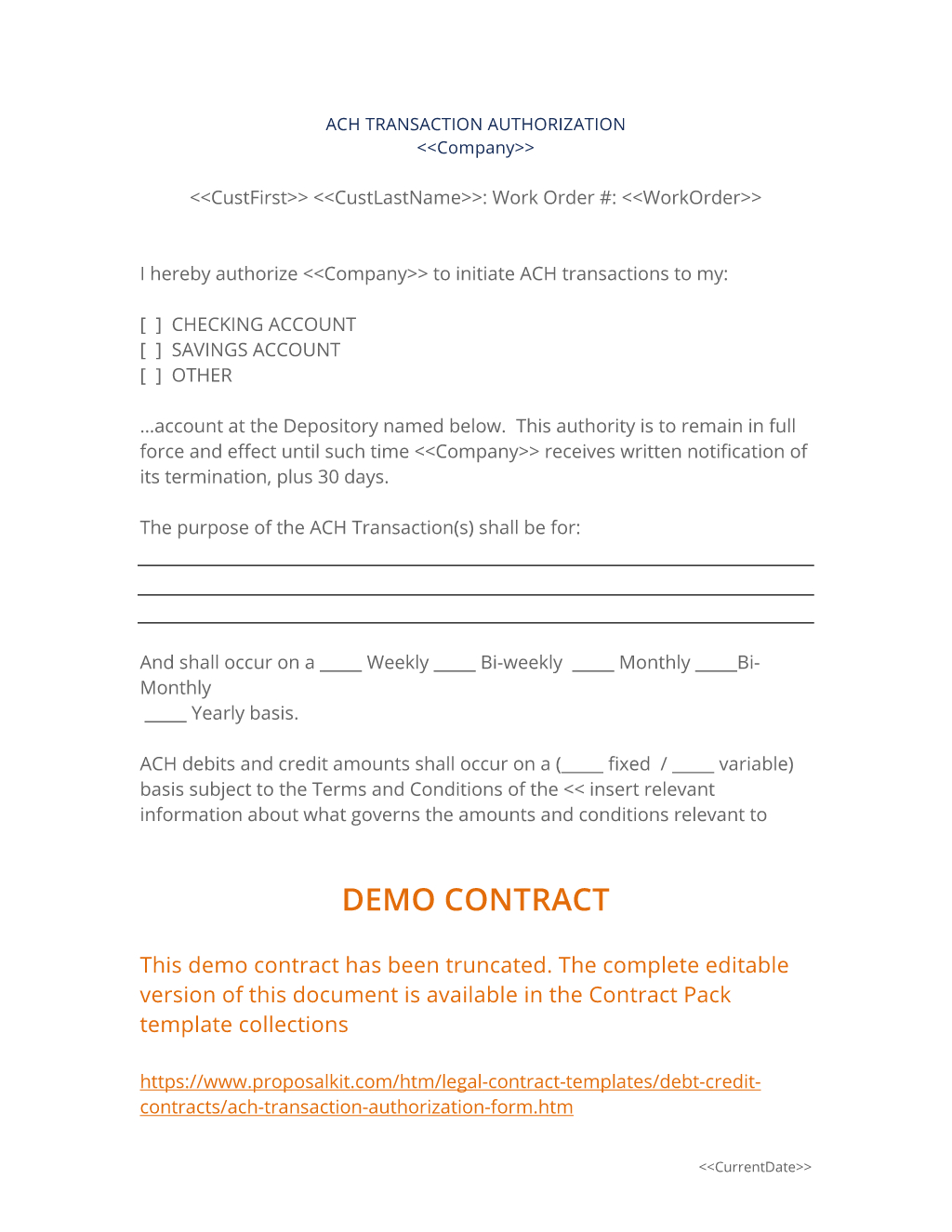 Ach Revocation Letter Template - 14 Best Debt and Credit Agreements Images On Pinterest