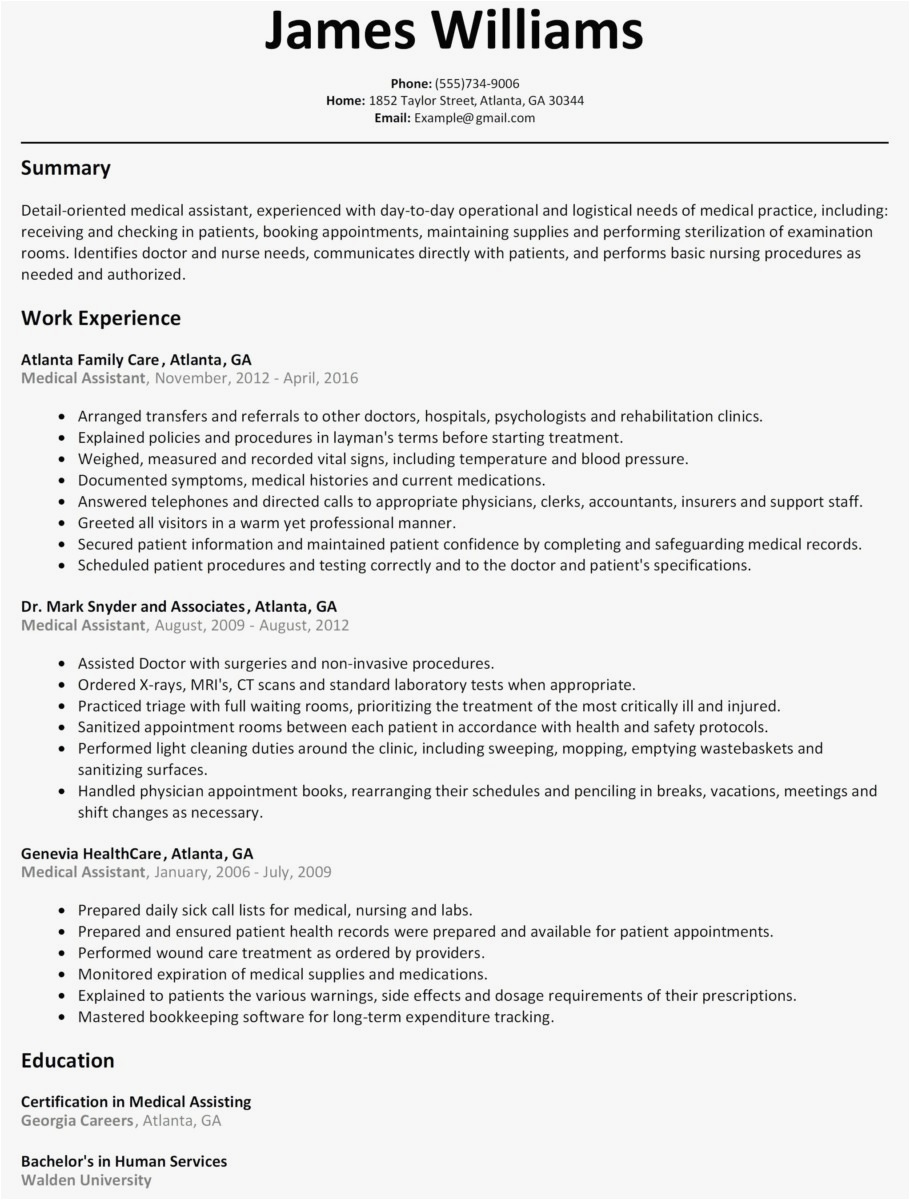 Best Cover Letter Template - 19 How to Write A Resume and Cover Letter Template