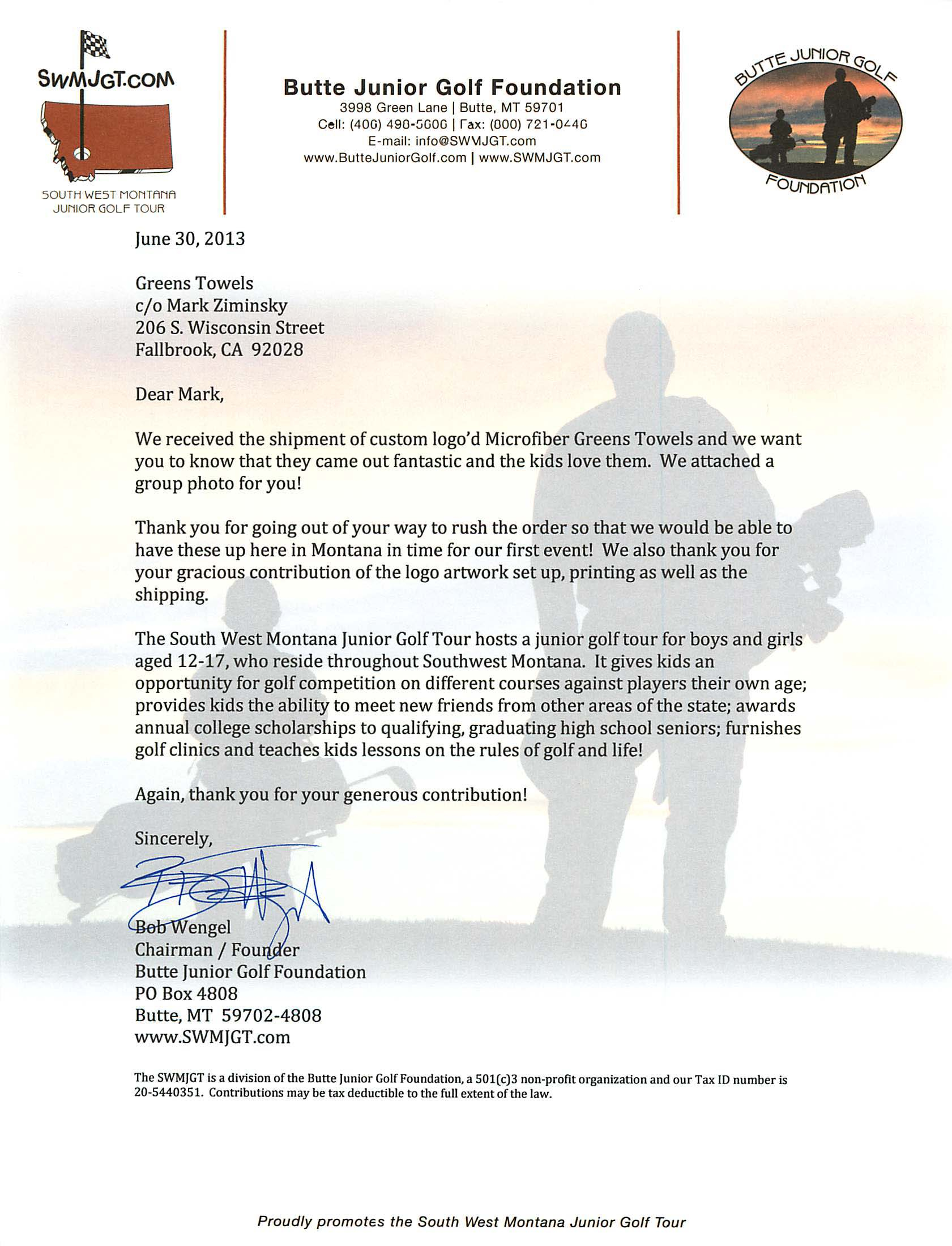 Golf tournament Sponsorship Letter Template - 19 Letter asking for Donations Template thought for Buxom 844