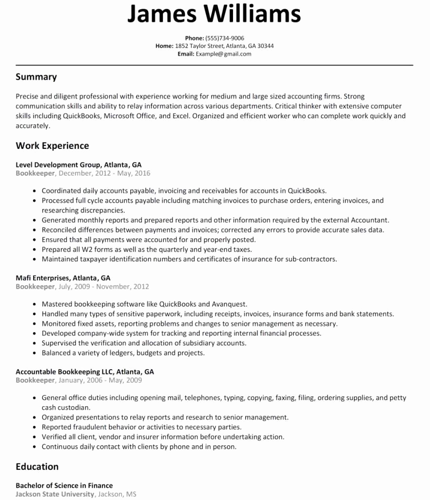 Cover Letter Template Accounting Collection | Letter Templates