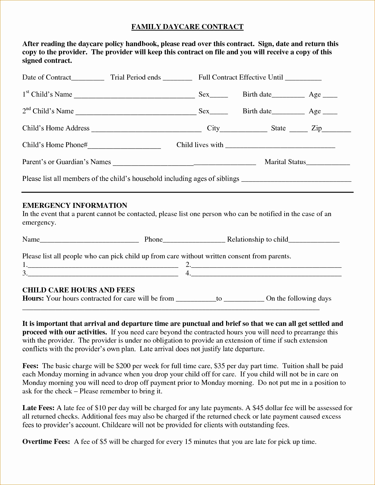 Child Maintenance Agreement Letter Template - 20 Child Support Letter Agreement