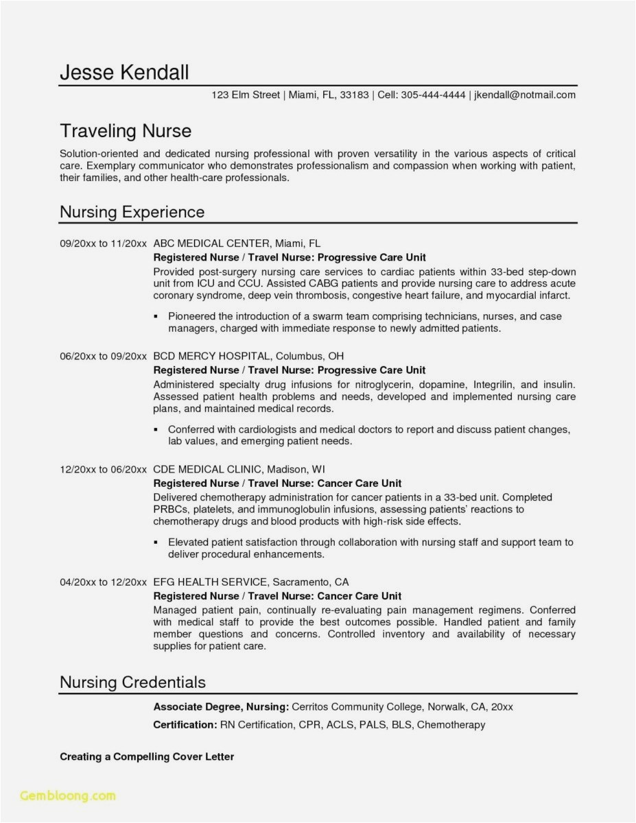 Letter Of Permission to Travel with Grandchildren Template - 20 New Letter format Sample 2018