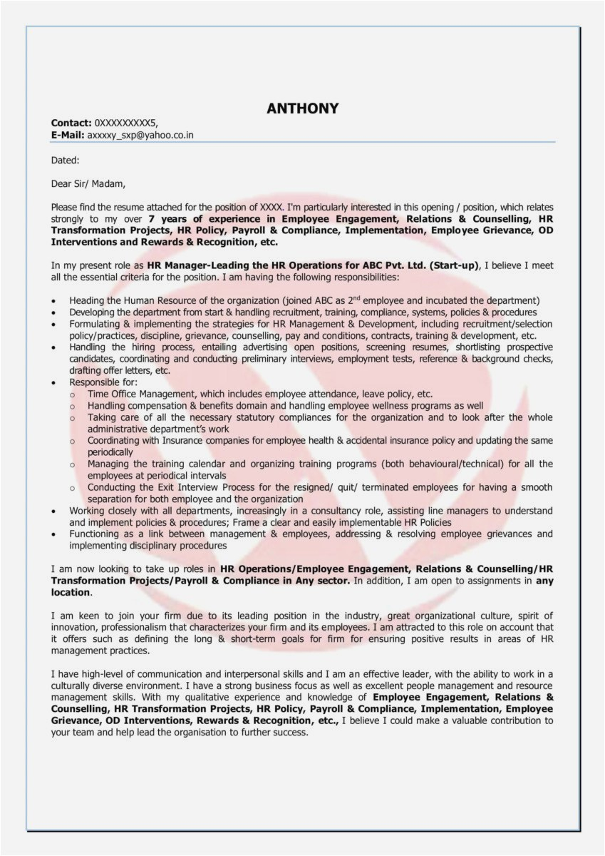 Salary Verification Letter Template - 20 New Salary Verification Letter Examples
