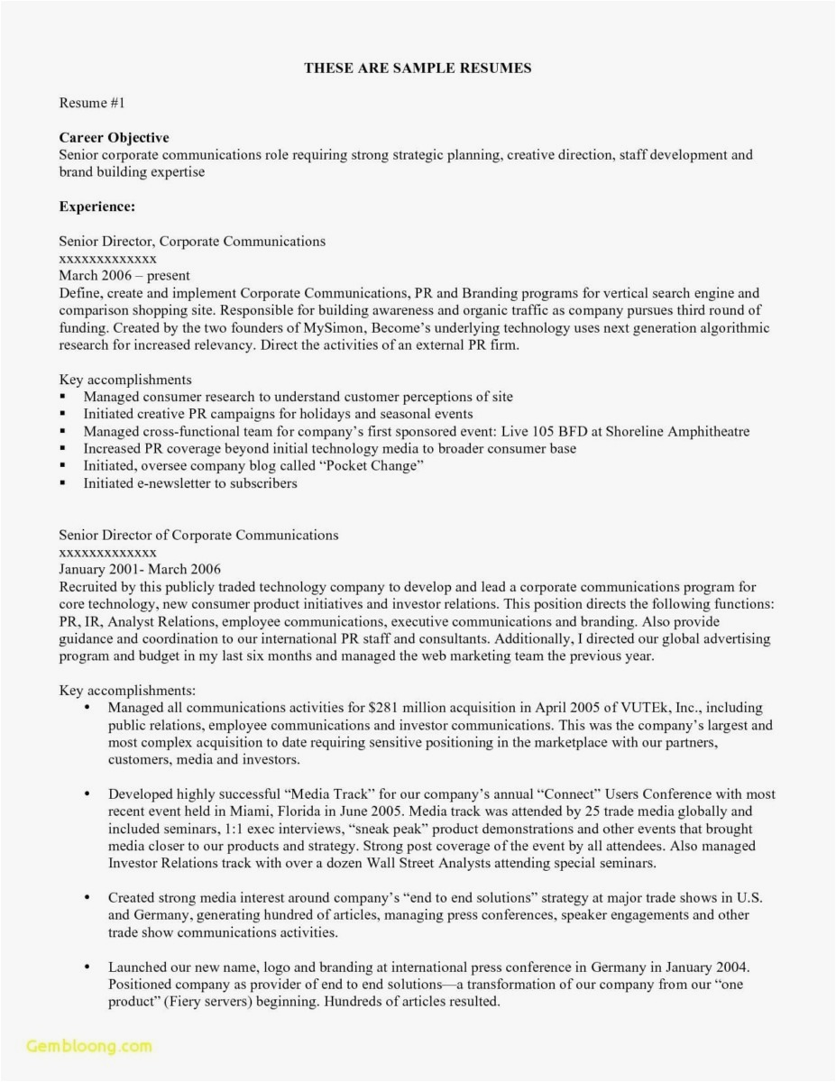 Free Holiday Letter Template - 20 Resume Portfolio Examples Template