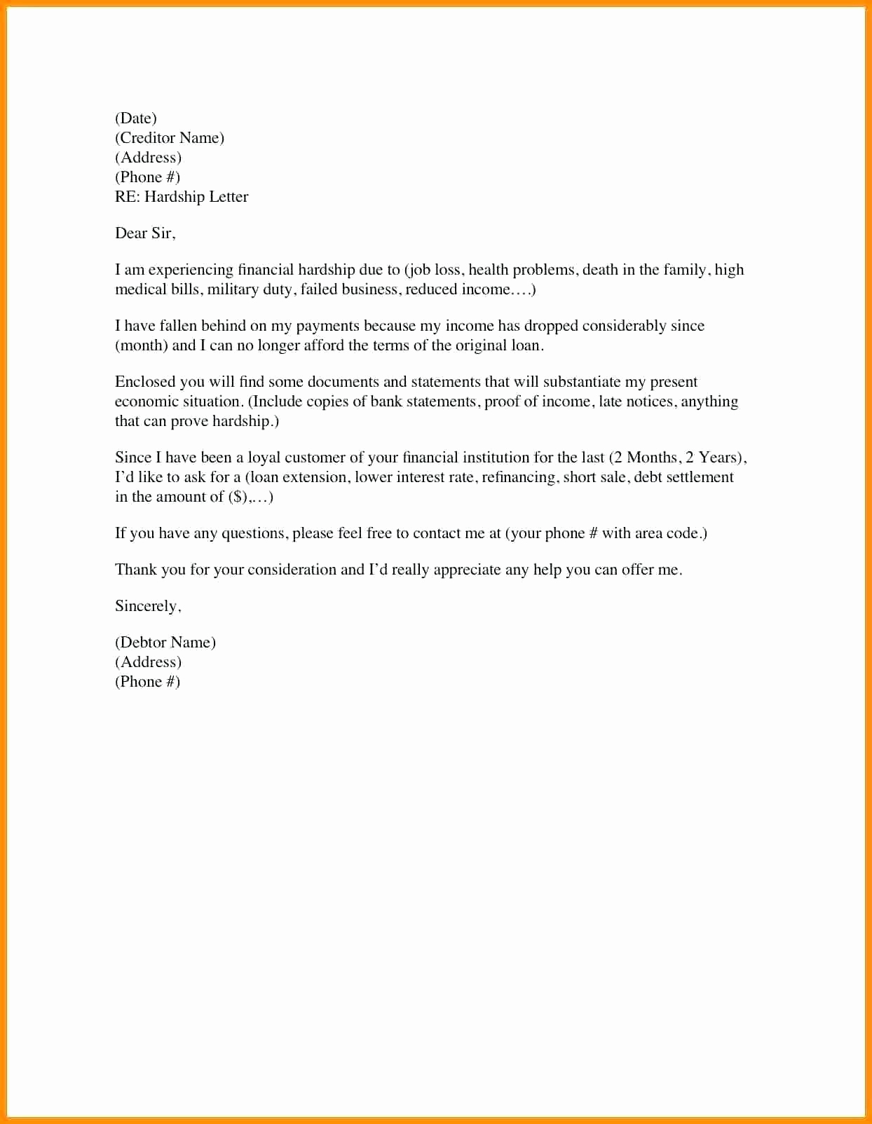 Refinance Letter Template - 20 Short Term Disability Appeal Letter