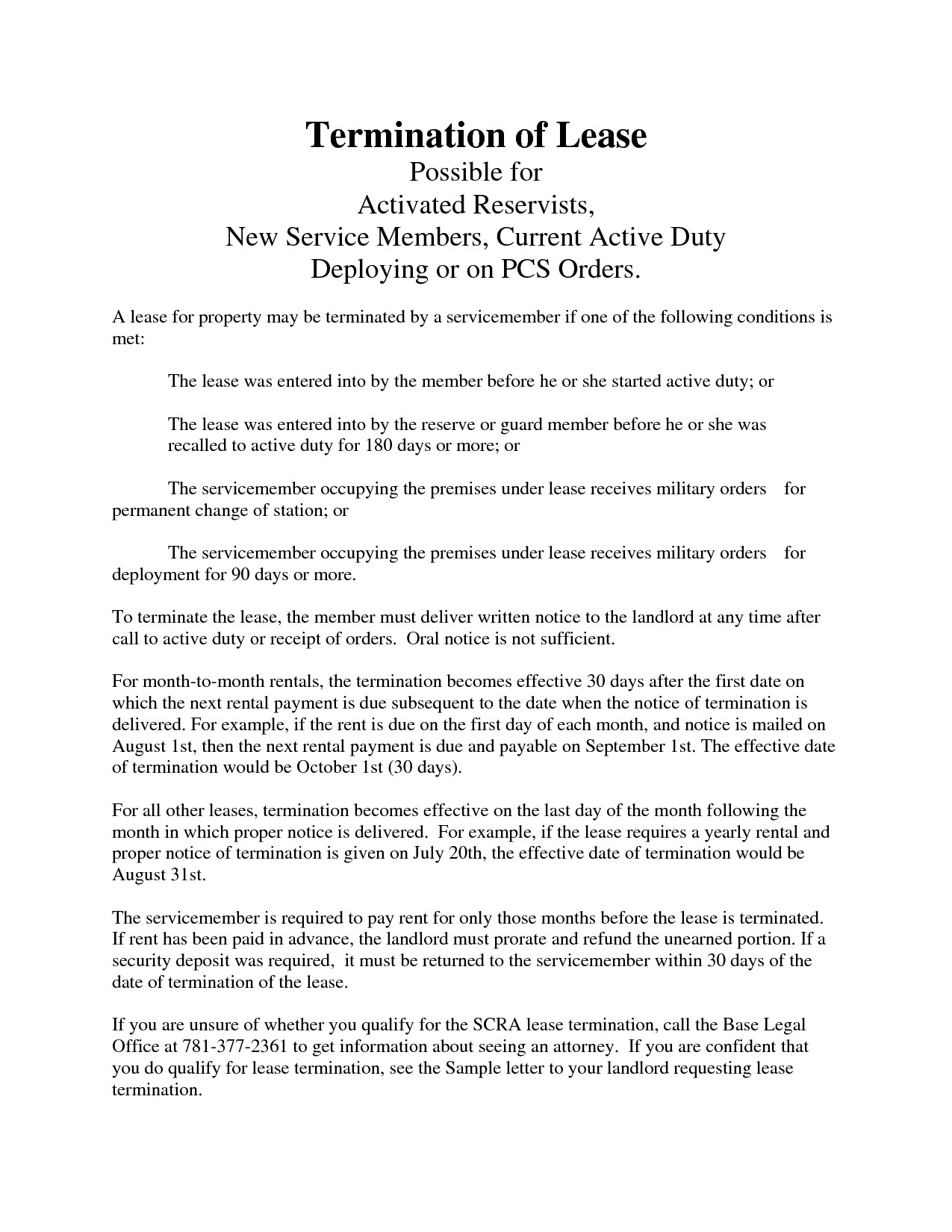 Giving Notice to Tenants Letter Template - 20 Unique 60 Day Notice Termination Tenancy Template