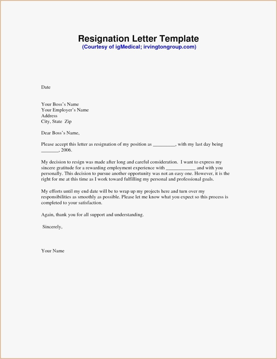 Free Letter Of Understanding Template - 22 Will Template Free Example