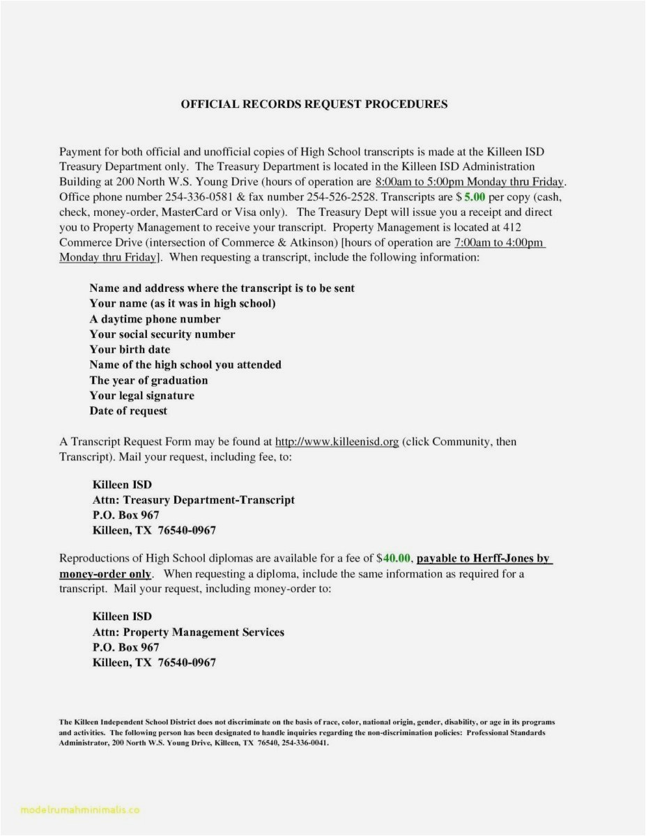 Property Management Proposal Letter Template