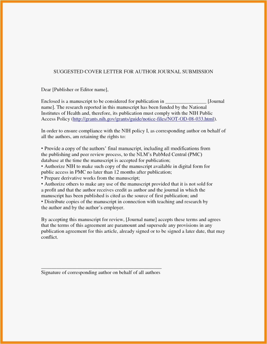 Submittal Cover Letter Template - 24 Resume Cover Letter Templates Gallery