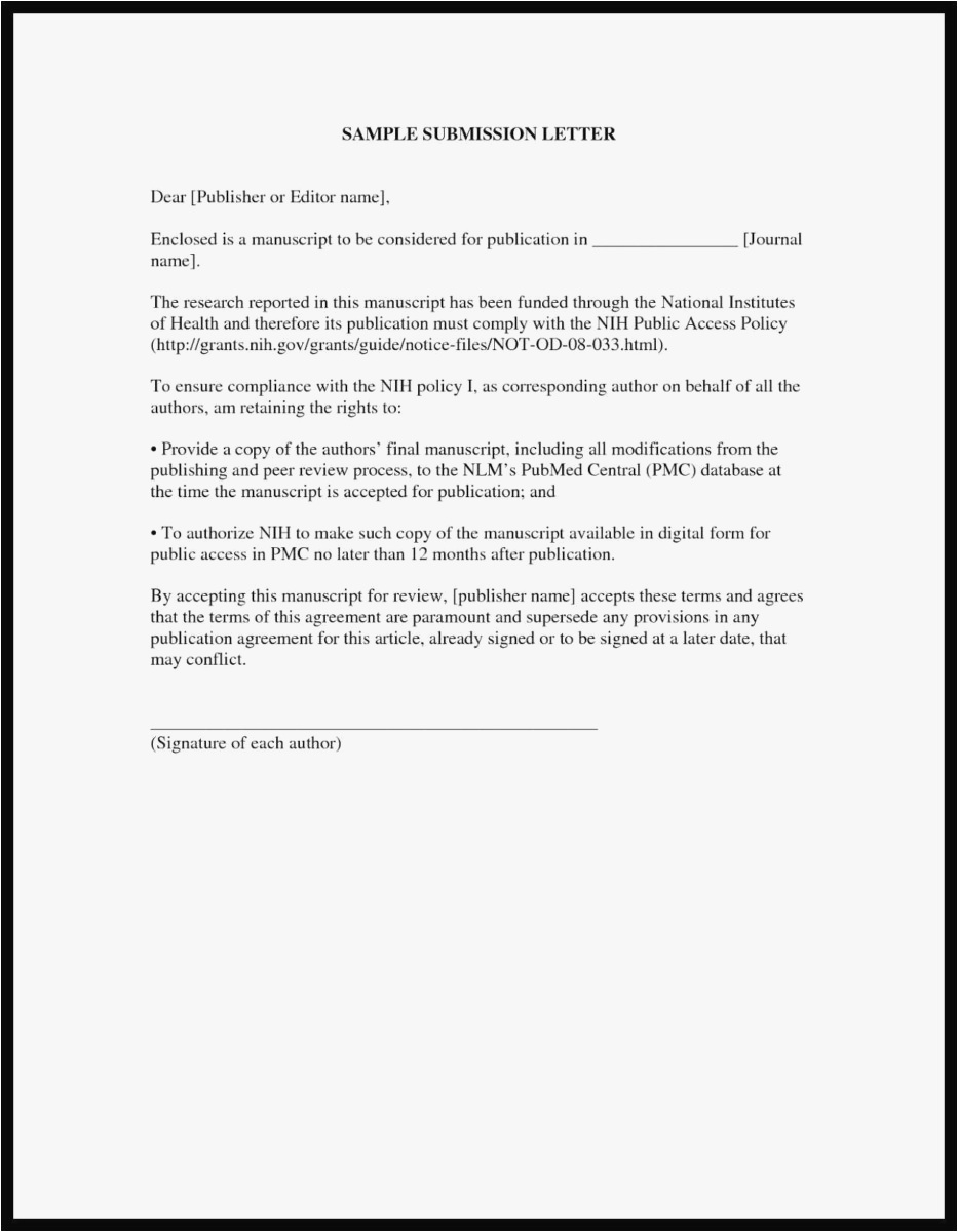 Disclosure Letter Template - 25 Non Disclosure Agreement Template Free