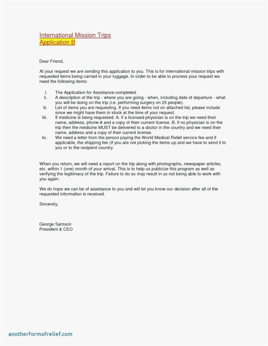 How to Make A Donation Letter Template - 27 Donation Request form Template 2018