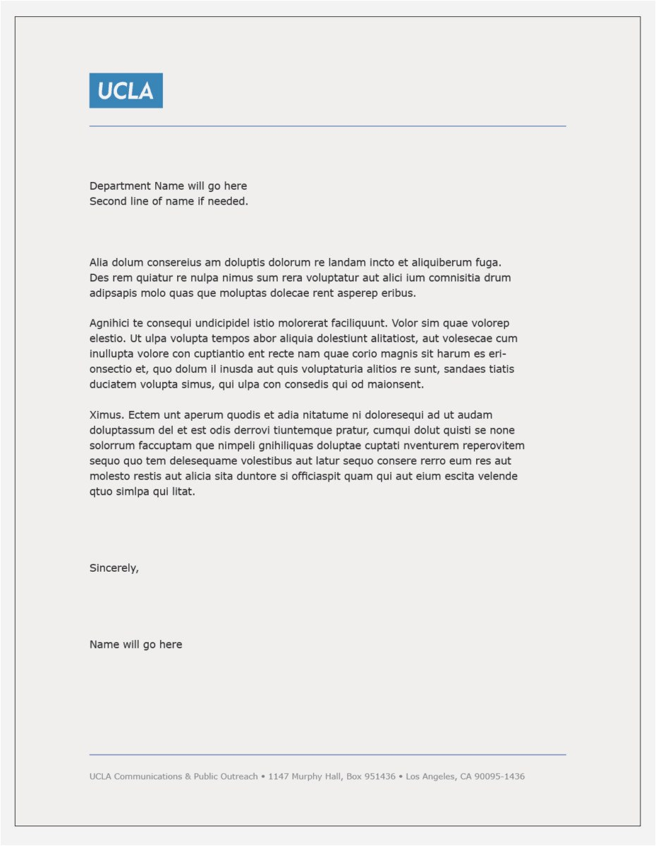 Donation Letter Template Word - 27 Generic Cover Letter Template Free