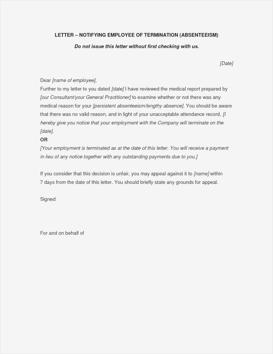 Layoff letter template samples letter templates for Detention notice template