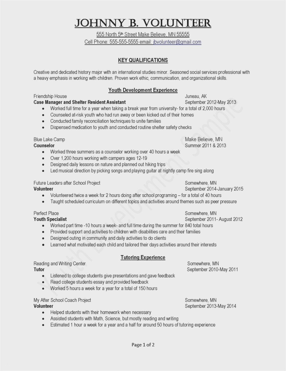 Fire Employee Letter Template - 29 Best Employment Cover Letter Template Example