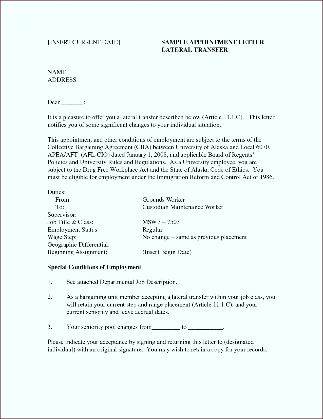 Real Estate Offer Letter Template - 6 Real Estate Fer Letter Template Template Update234