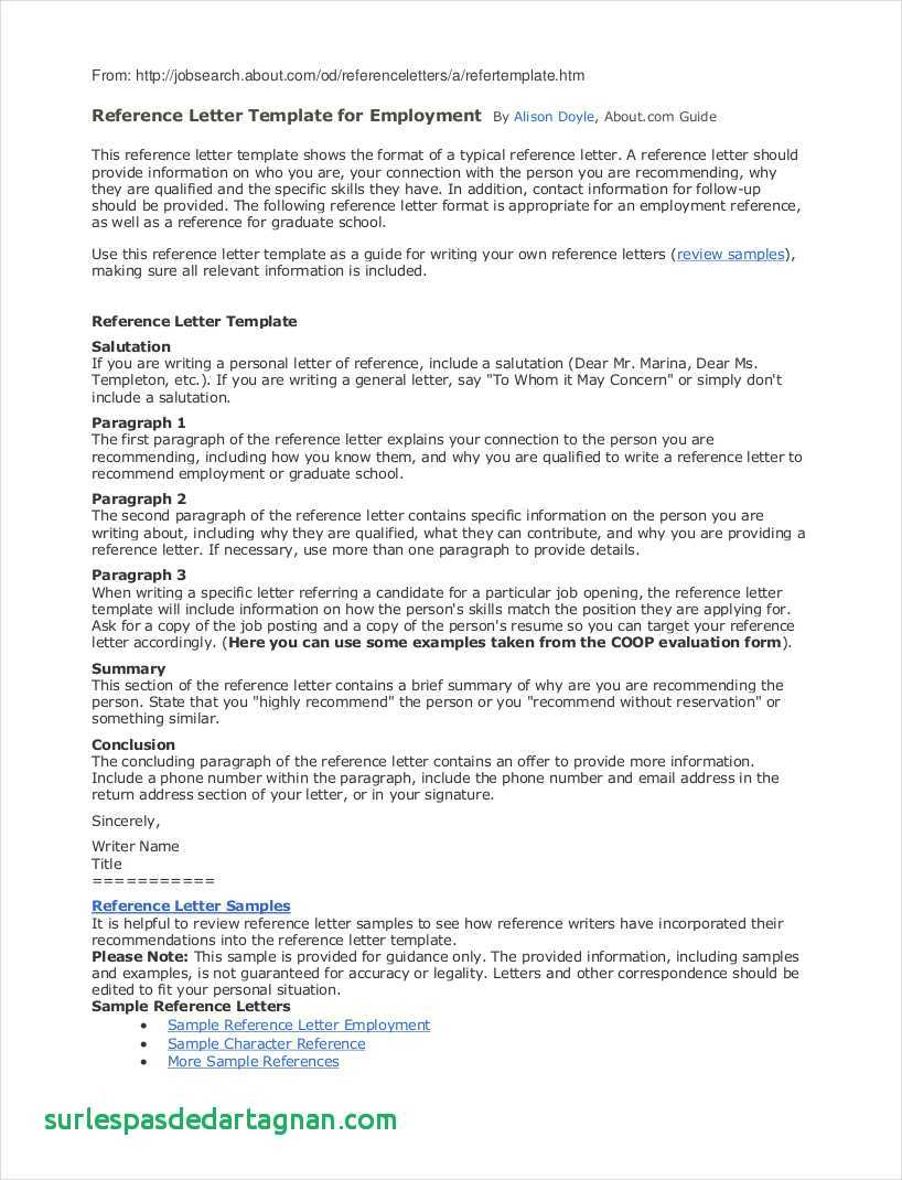 Free Character Reference Letter Template - 9 Employee Reference Letter Examples & Samples In Pdf Beautiful