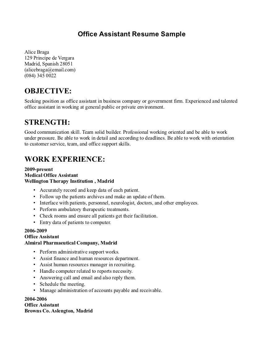 Letter Of Medical Necessity for Physical therapy Template - Administrative assistant Resume No Experience No Experience Resume