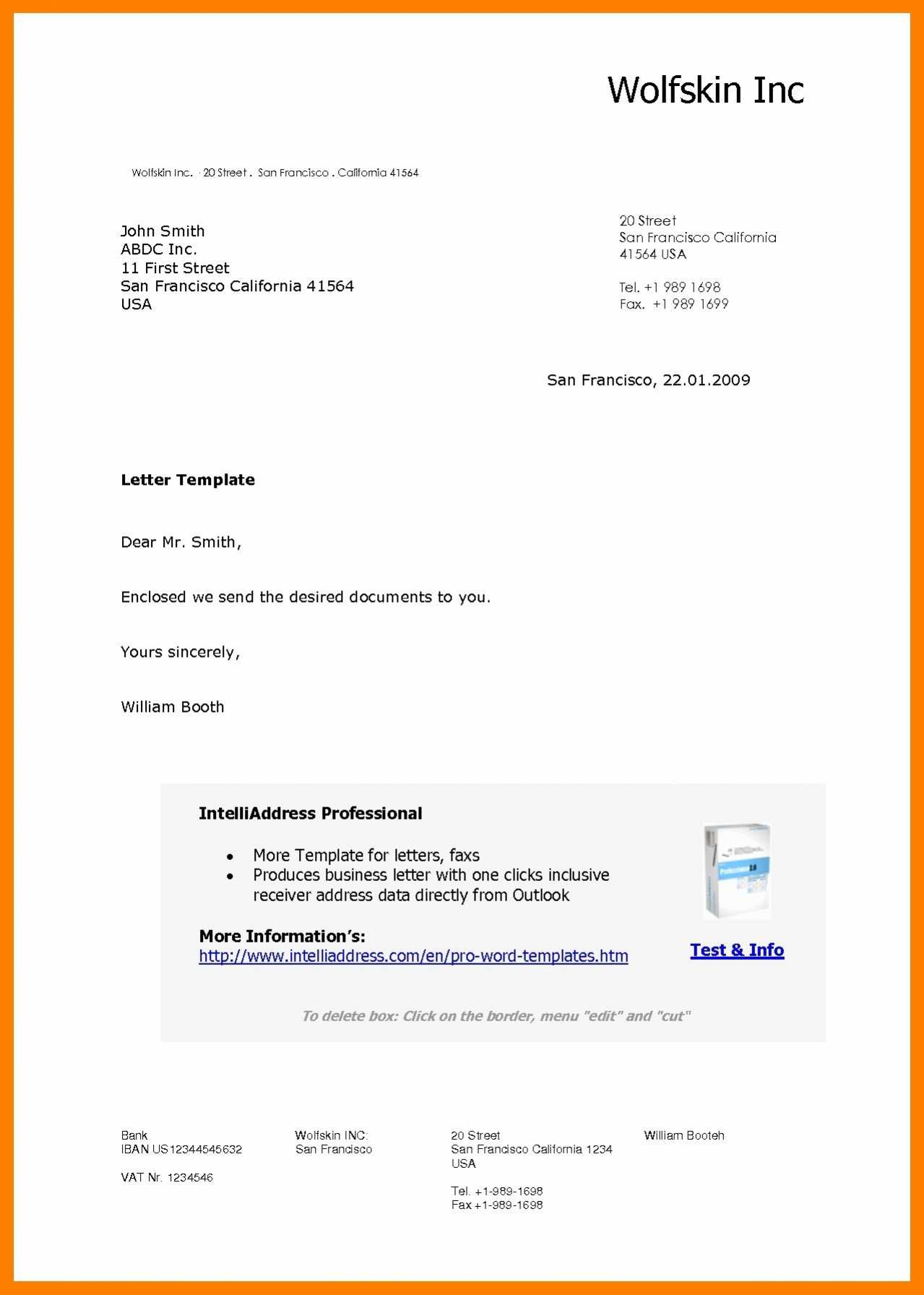 Letter to Santa Template Word - Beautiful Free Cover Letter Template Word