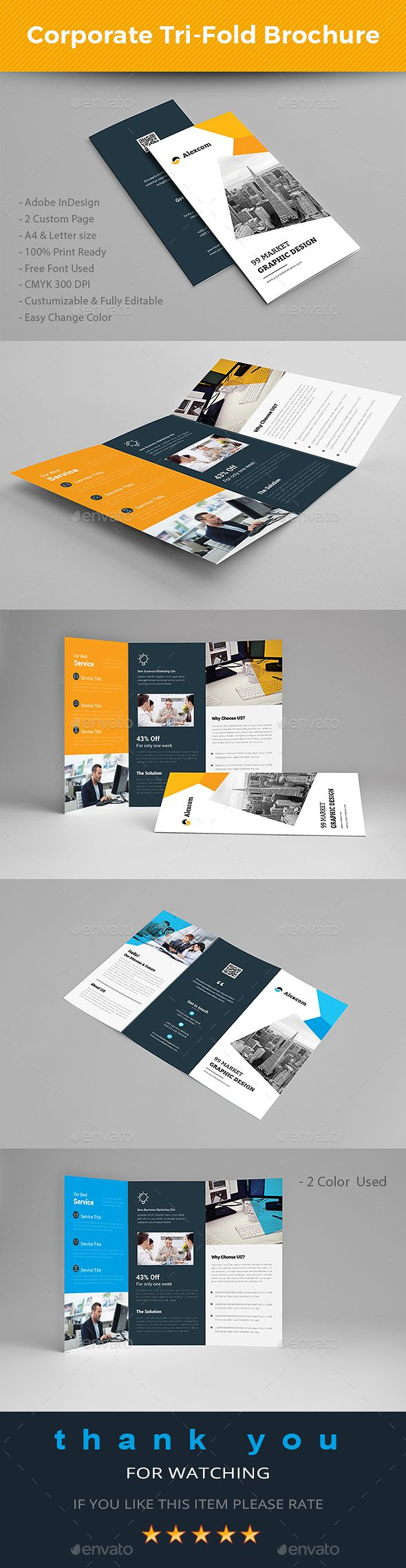 letter size tri fold brochure template Collection-Trifold Brochure Brochures Print Templates 10-k