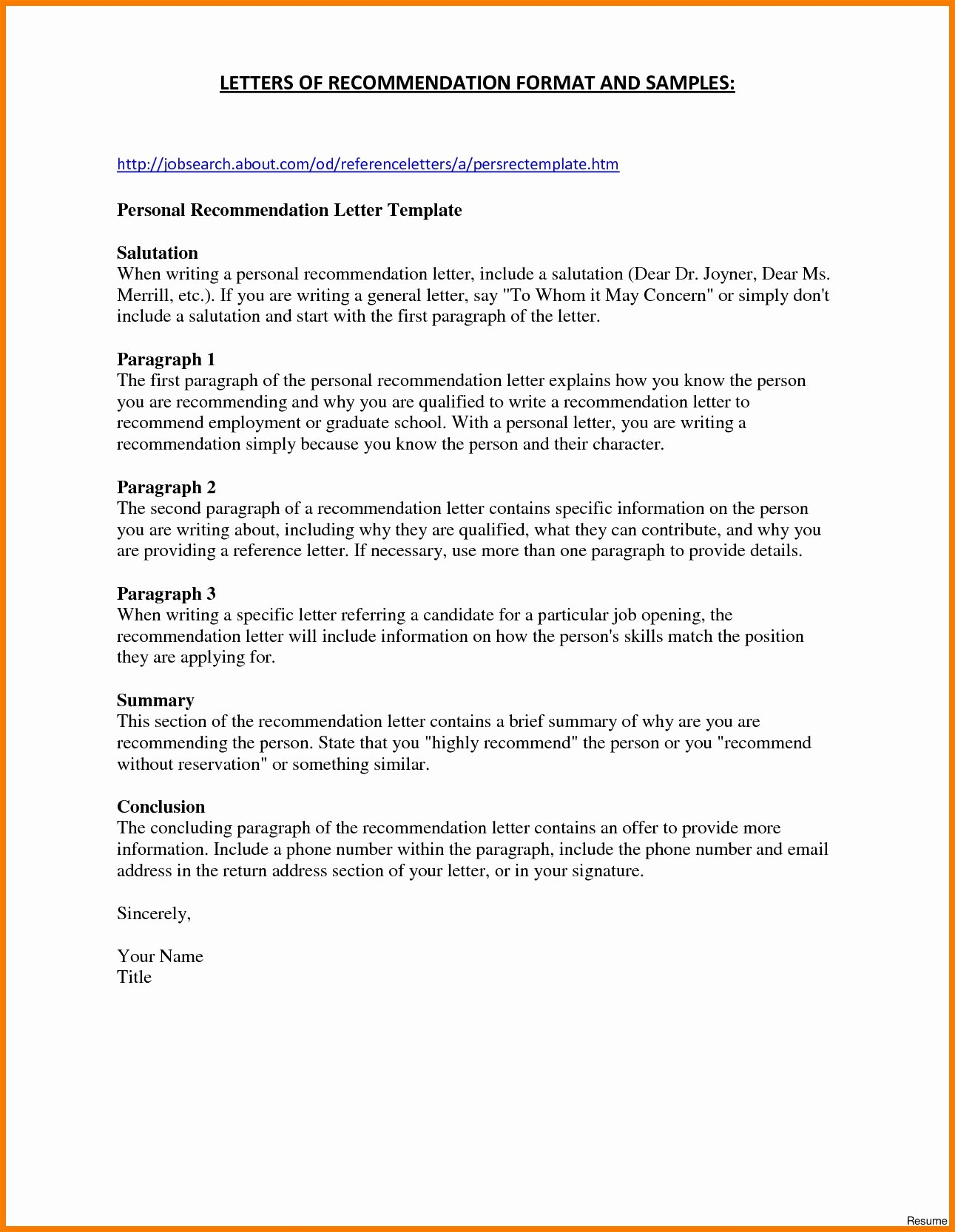 Business reference letter template word samples letter templates business reference letter template word business letter format template word inspirationa business cover friedricerecipe Image collections