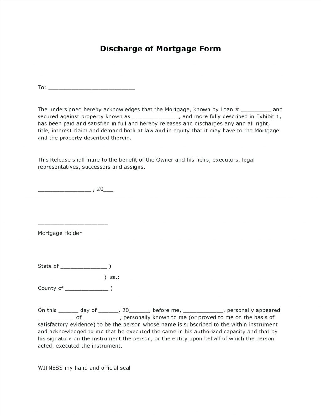 Loan Satisfaction Letter Template - Businessent Letter Sample Image Letters Template Mortgage Loan