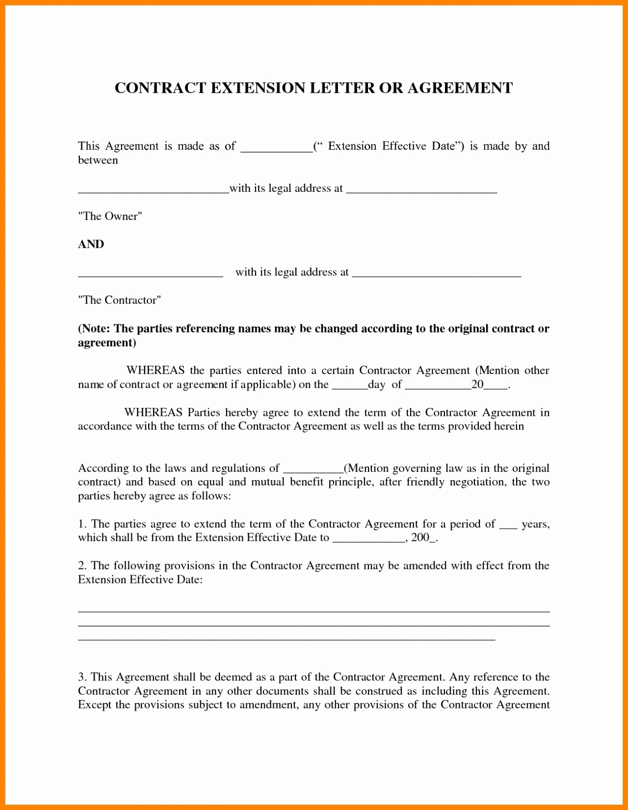 parent letter to child template example-Casual Employment Contract Template 31 50 Elegant Free Parent Child Contract Templates Documents Ideas Inspiration for 11-d