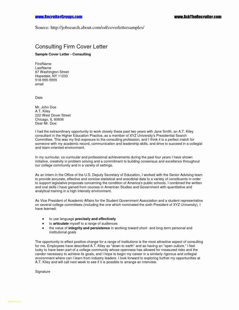 Free Cease and Desist Letter Template - Cease and Desist Letter Sample Beautiful Cover Letter Template for