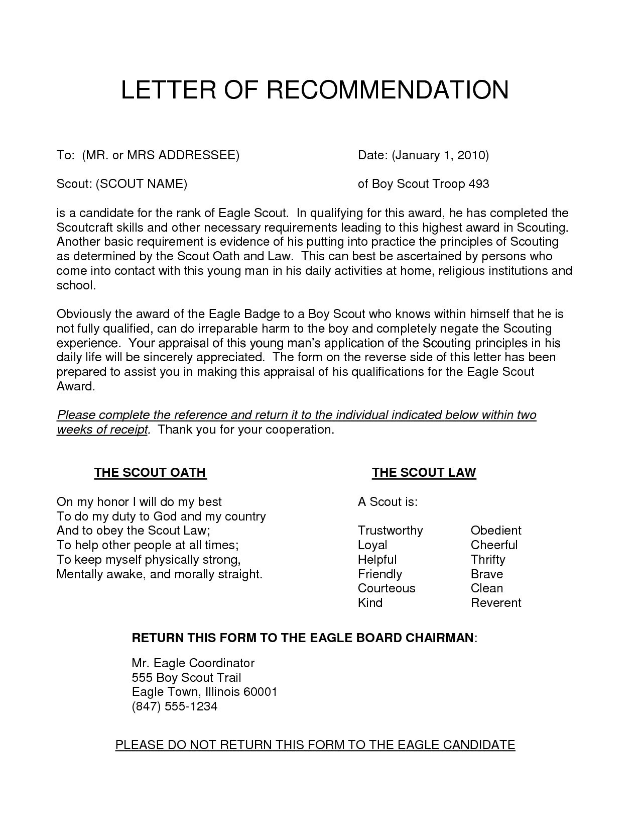 Eagle scout recommendation letter template examples letter templates eagle scout recommendation letter template content 2016 10 eagle scout expocarfo Choice Image