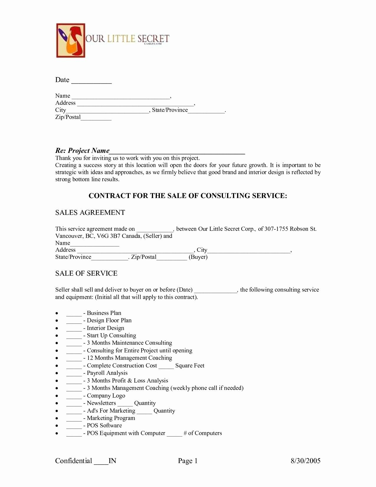 Startup Offer Letter Template - Contract Templates for Consultants Lovely Difference Between Cover