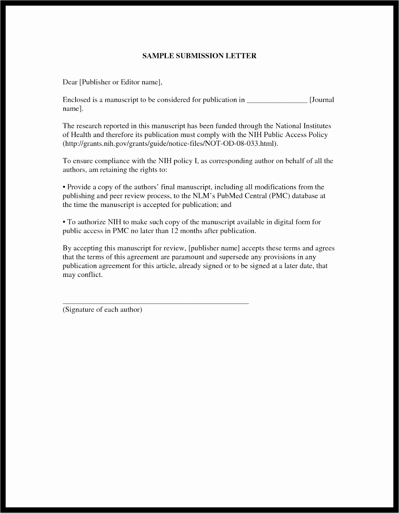 Child Maintenance Agreement Letter Template Samples