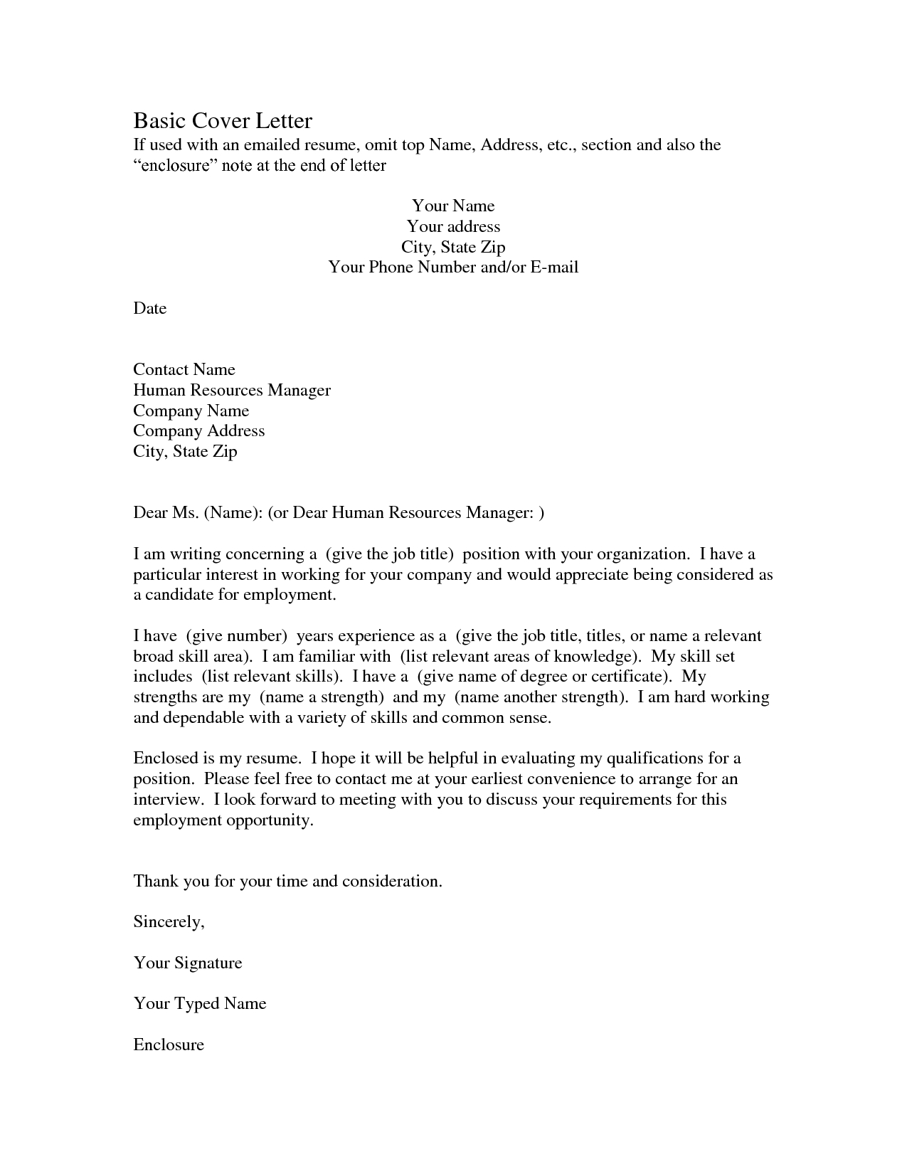 Cleaning Business Introduction Letter Template - Covering Letter Example Simple Cover Letter Examplesimple Cover