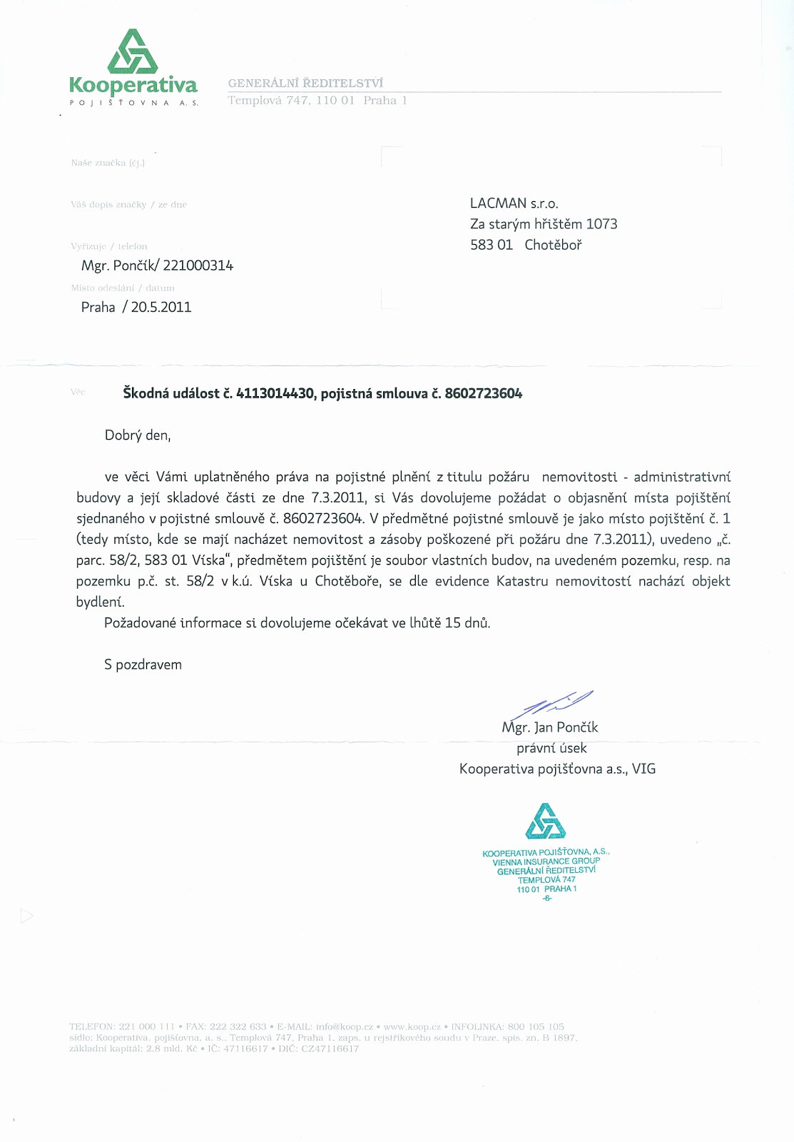 Demand Letter Car Accident Template - Demand Letter for Payment Inspirational Demand for Payment Template