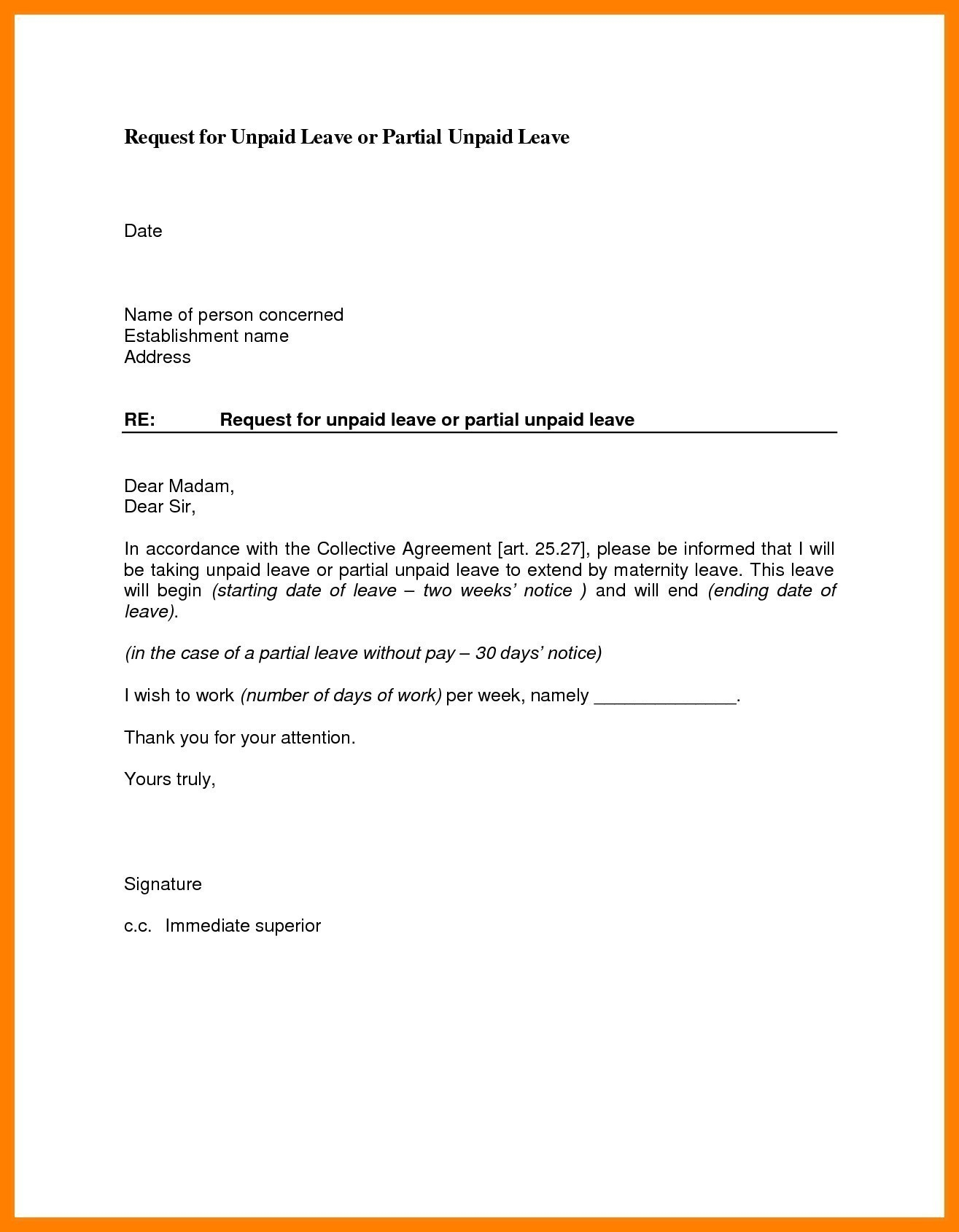 Pregnancy Confirmation Letter Template - Dental Certificate format Sample Fresh Leave Letter format for Work