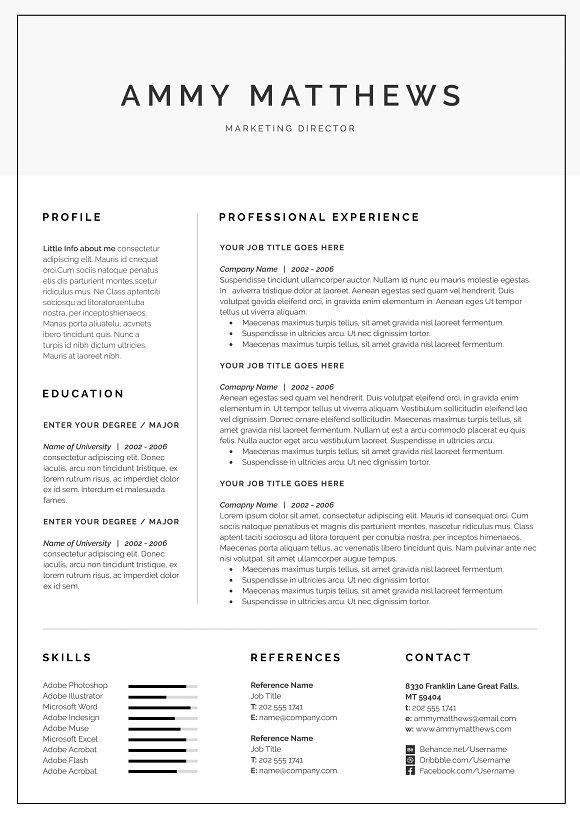 illustrator cover letter template Collection- 3-b