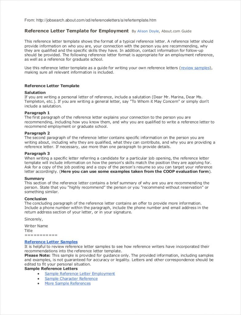 Employee Referral Letter Template - Employee Re Mendation Letter Inspirational 30 Fresh Sample A Job