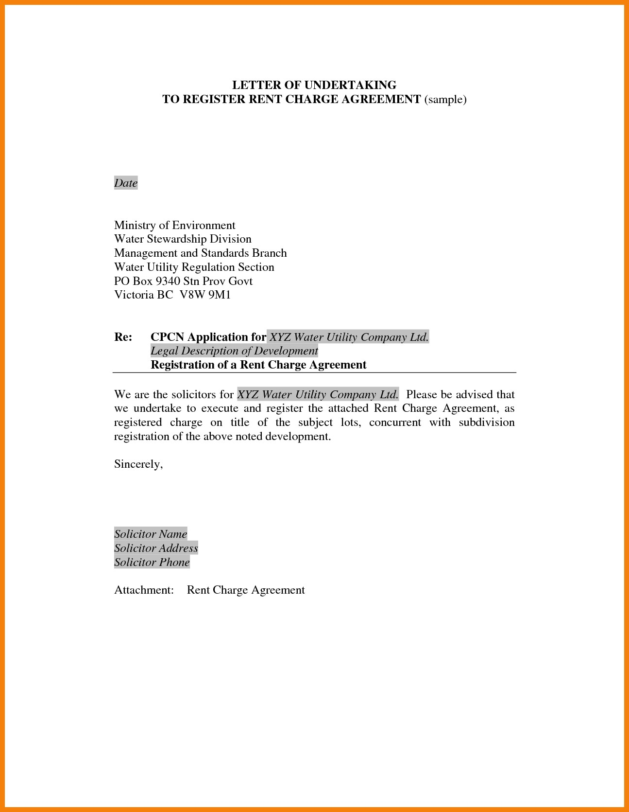Letter Of Engagement Template Contractor - Engagement Letter Template Uk Best Undertaking Letter format