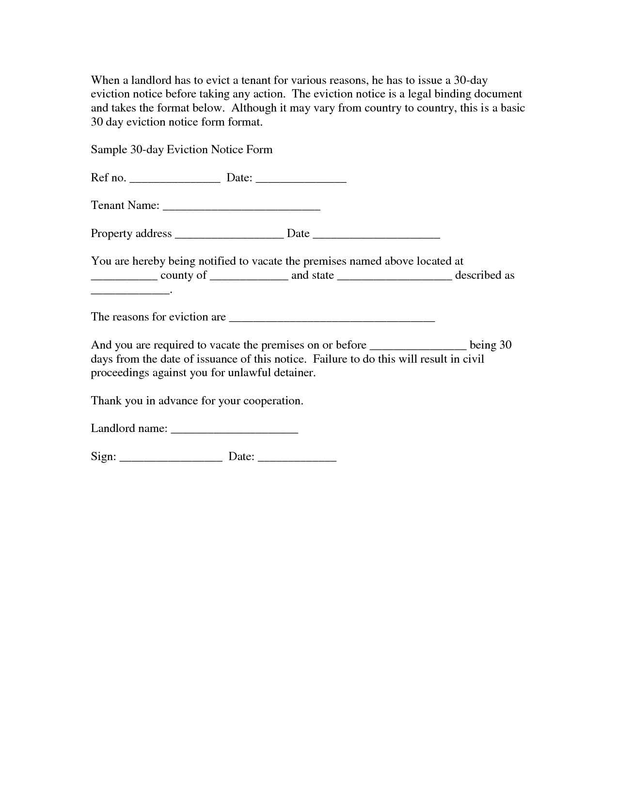 eviction notice letter template example-Eviction Notices Fresh Three Day Eviction Notice form top An Eviction Notice Can Be 8-i