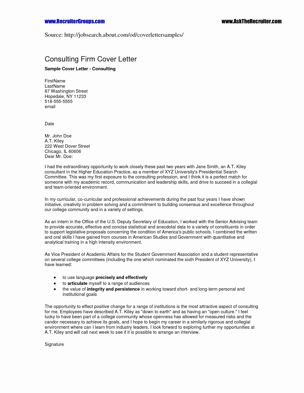 Proof Of Funds Letter Template - Example Email Marketing Letter Unfor Table Unique Sample