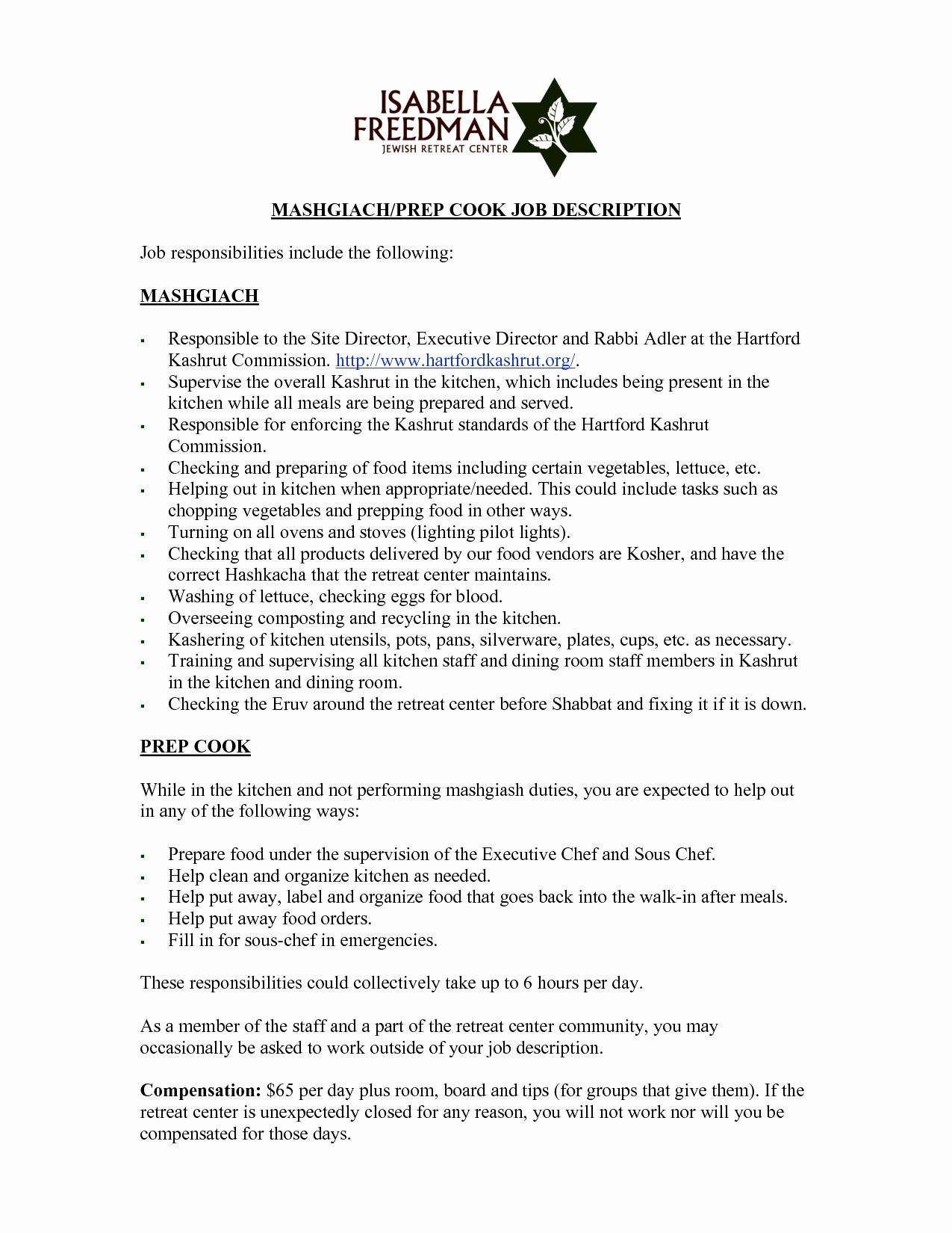Job Resume Cover Letter Template Examples