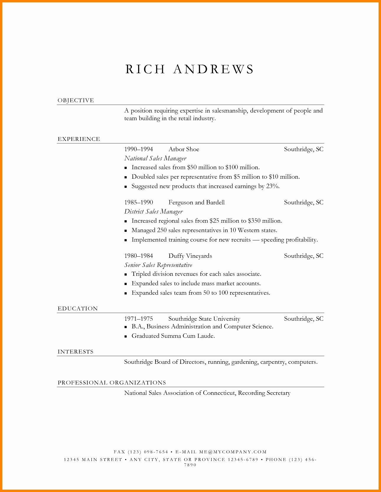 microsoft word cover letter templates