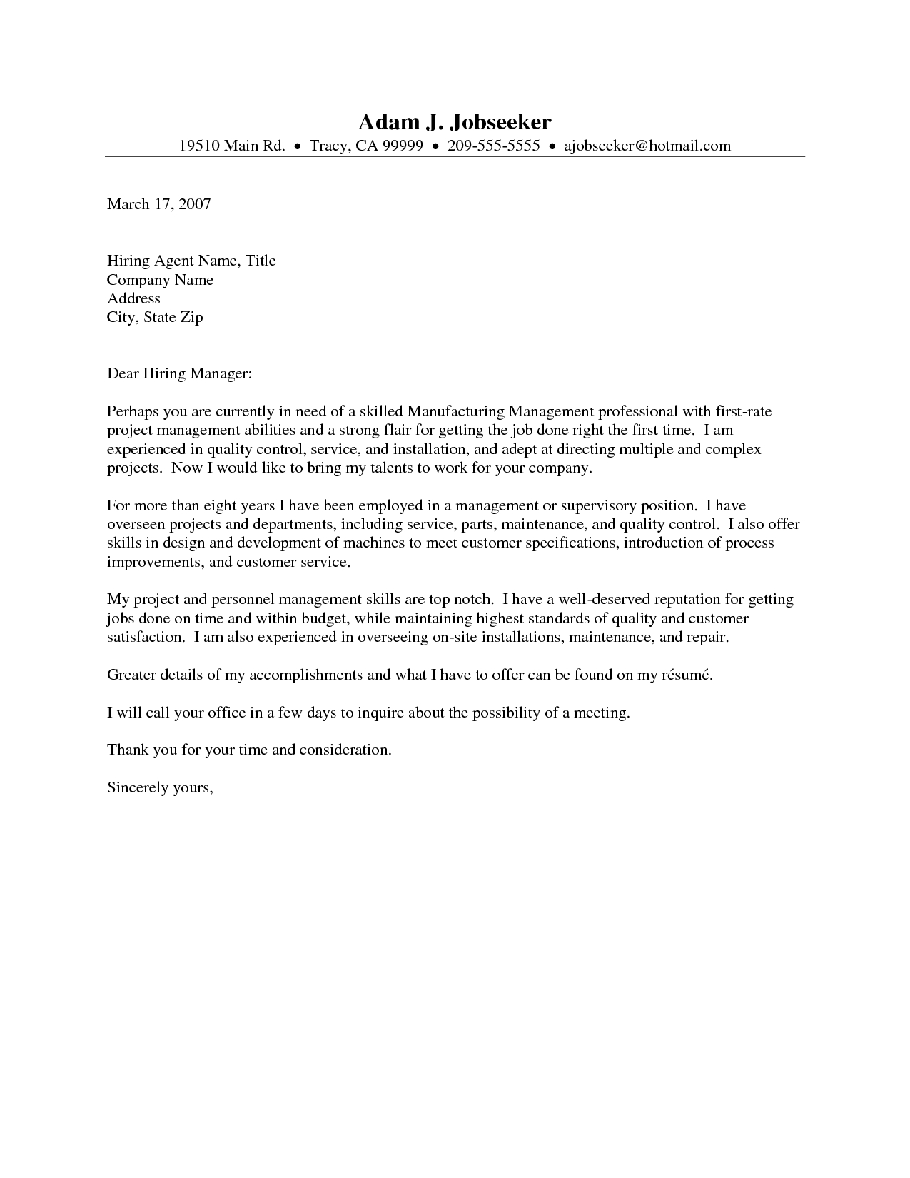 Cover Letter Template for Medical Office assistant - Free Cover Letter Examples for Resume Cover Letter for Resume