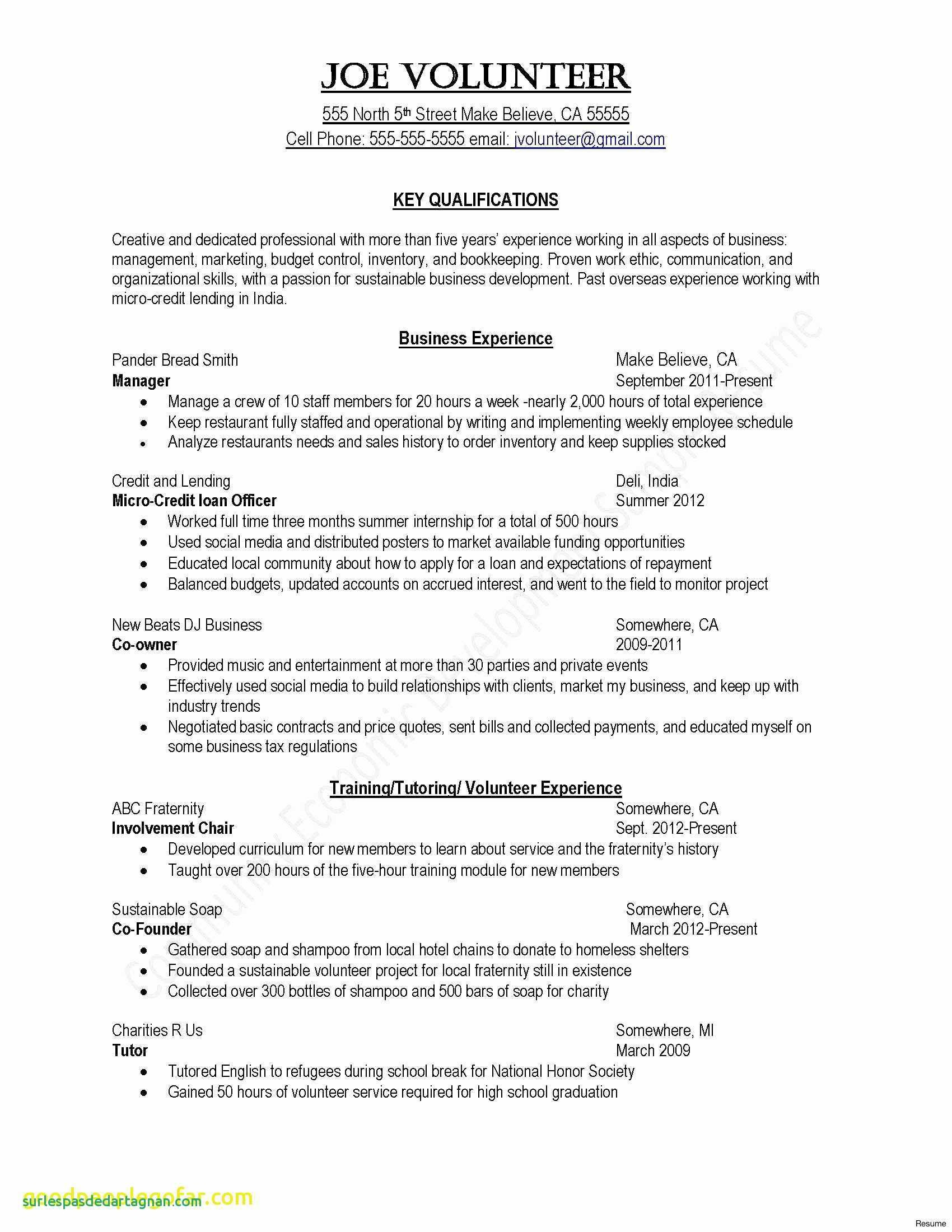 Letter Of Good Conduct Template - Free Reference Template for Resume Inspirational Sample Cover Letter