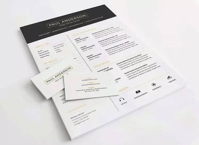 Cover Letter Template for First Job - Free Resume Cover Letter & Business Card Template