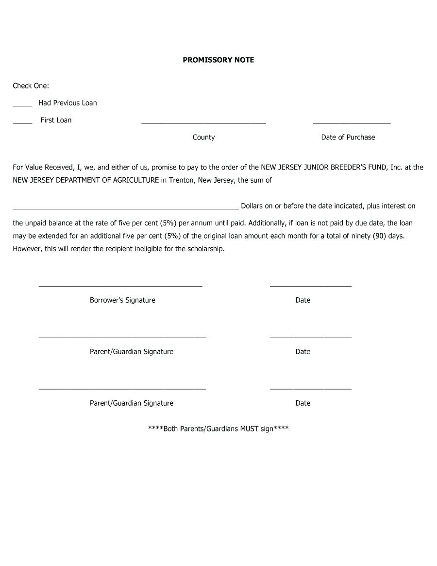 Promissory Letter Template - Funky Loan Note Template Collection Resume Ideas Namanasa