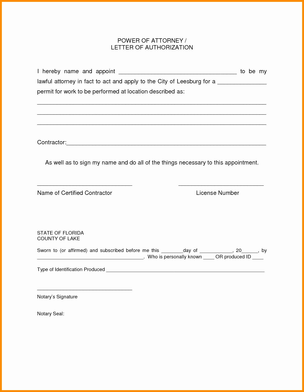 How to Write A Power Of attorney Letter Template - General Power attorney form Texas Elegant Special Power