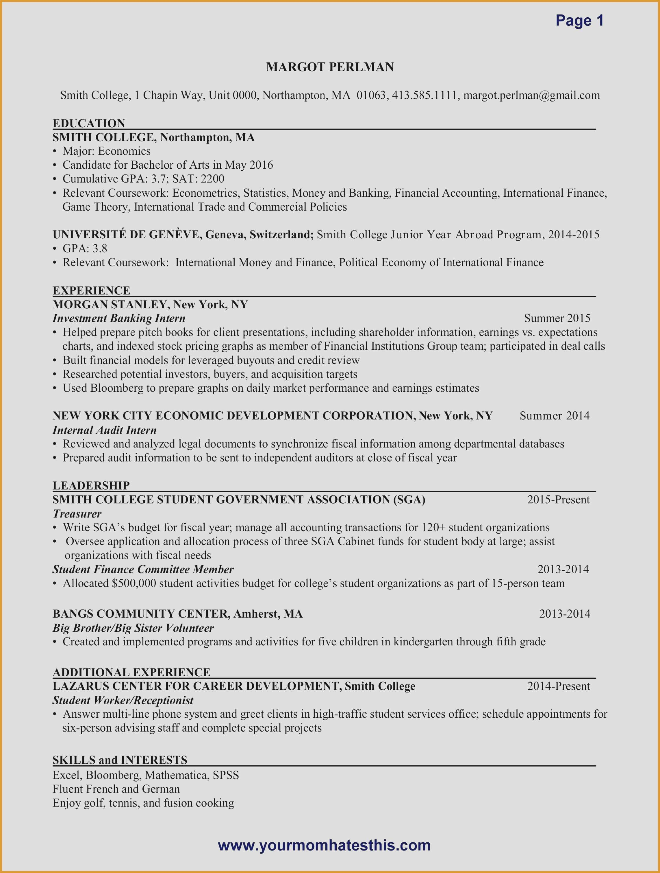 Letter to Investors Template - Help with A Resume Lovely Pr Resume Template Elegant Dictionary