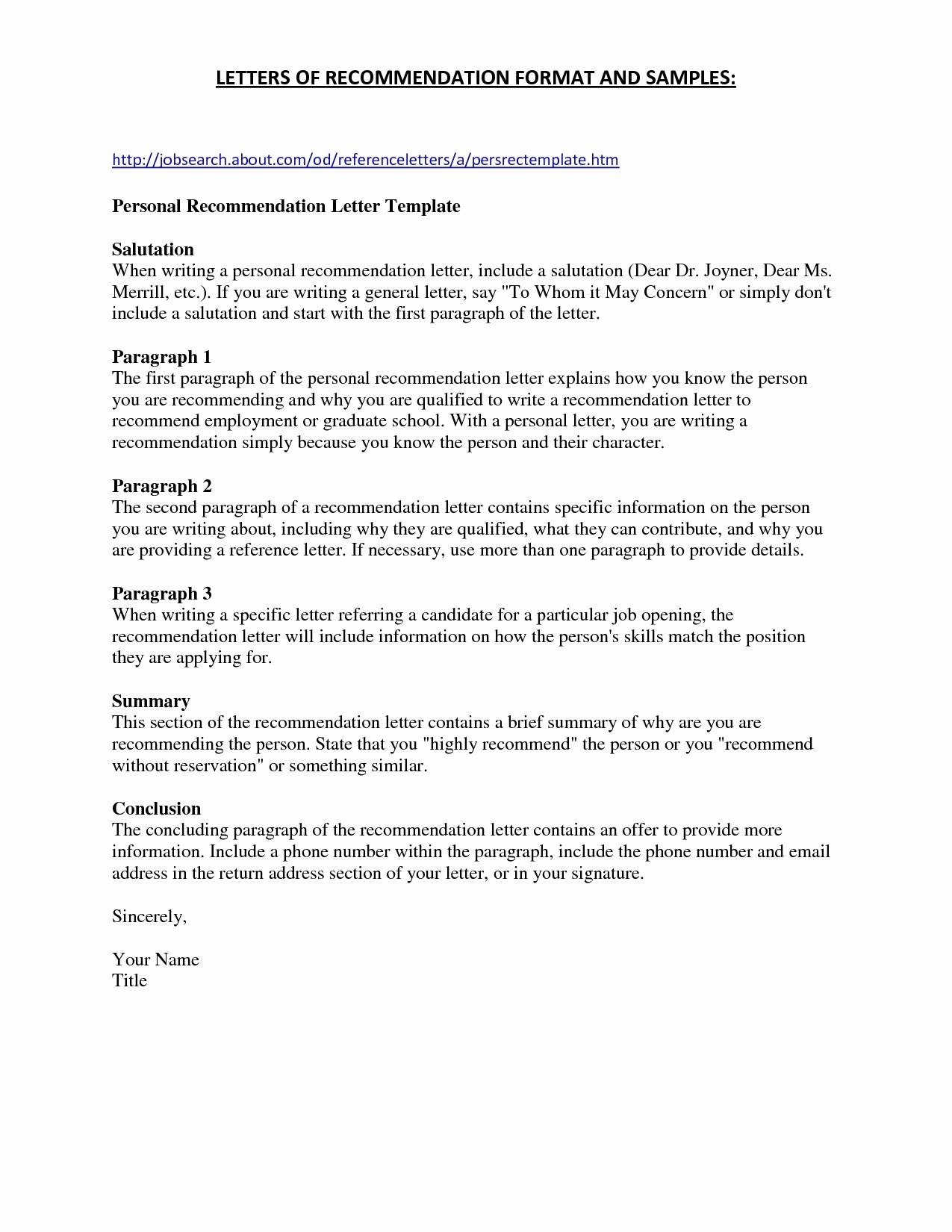 Rental Reference Letter Template - How to Write A Cover Letter for A Rental Application