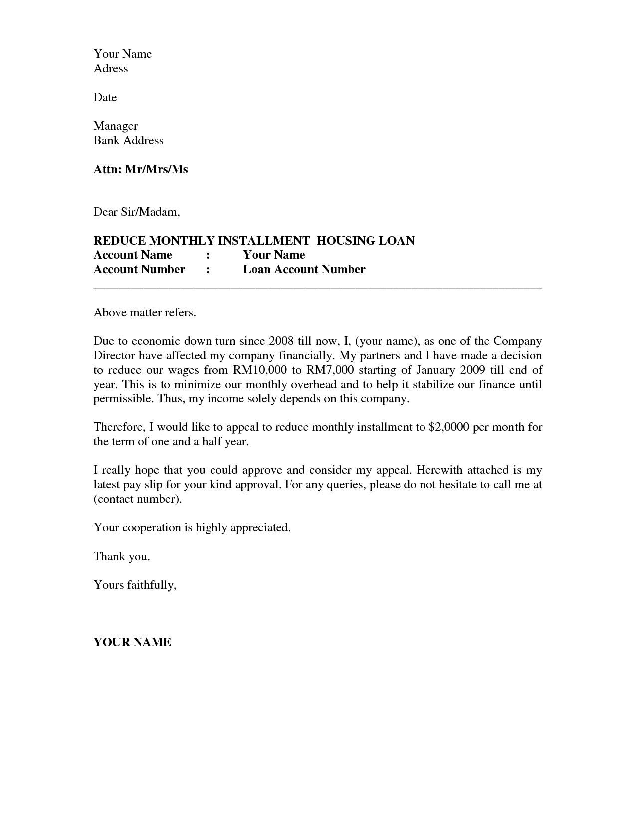 Fundraising Appeal Letter Template - How to Write A Good Appeal Letter Acurnamedia