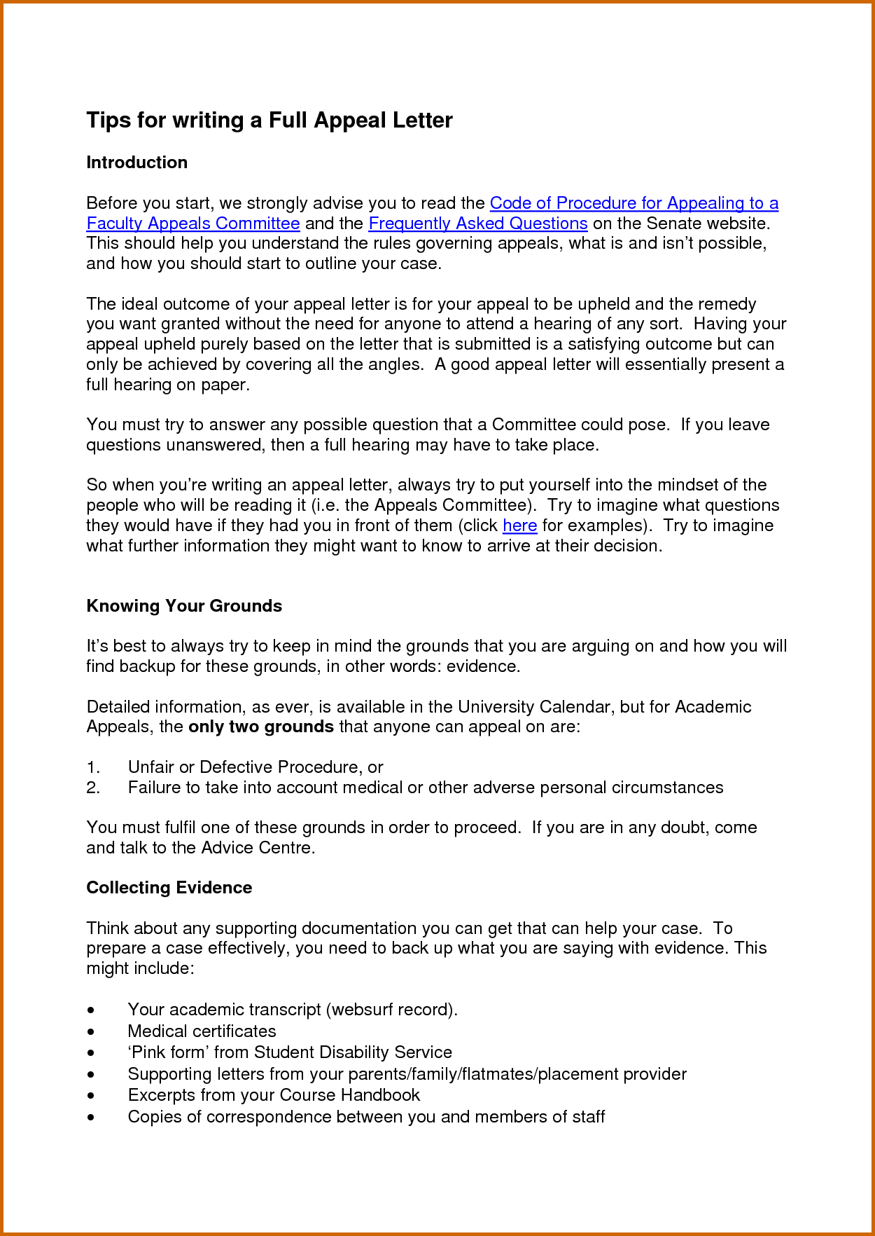 appeal letter template example-how to write a good appeal letter for secondary school megagiper 15-o